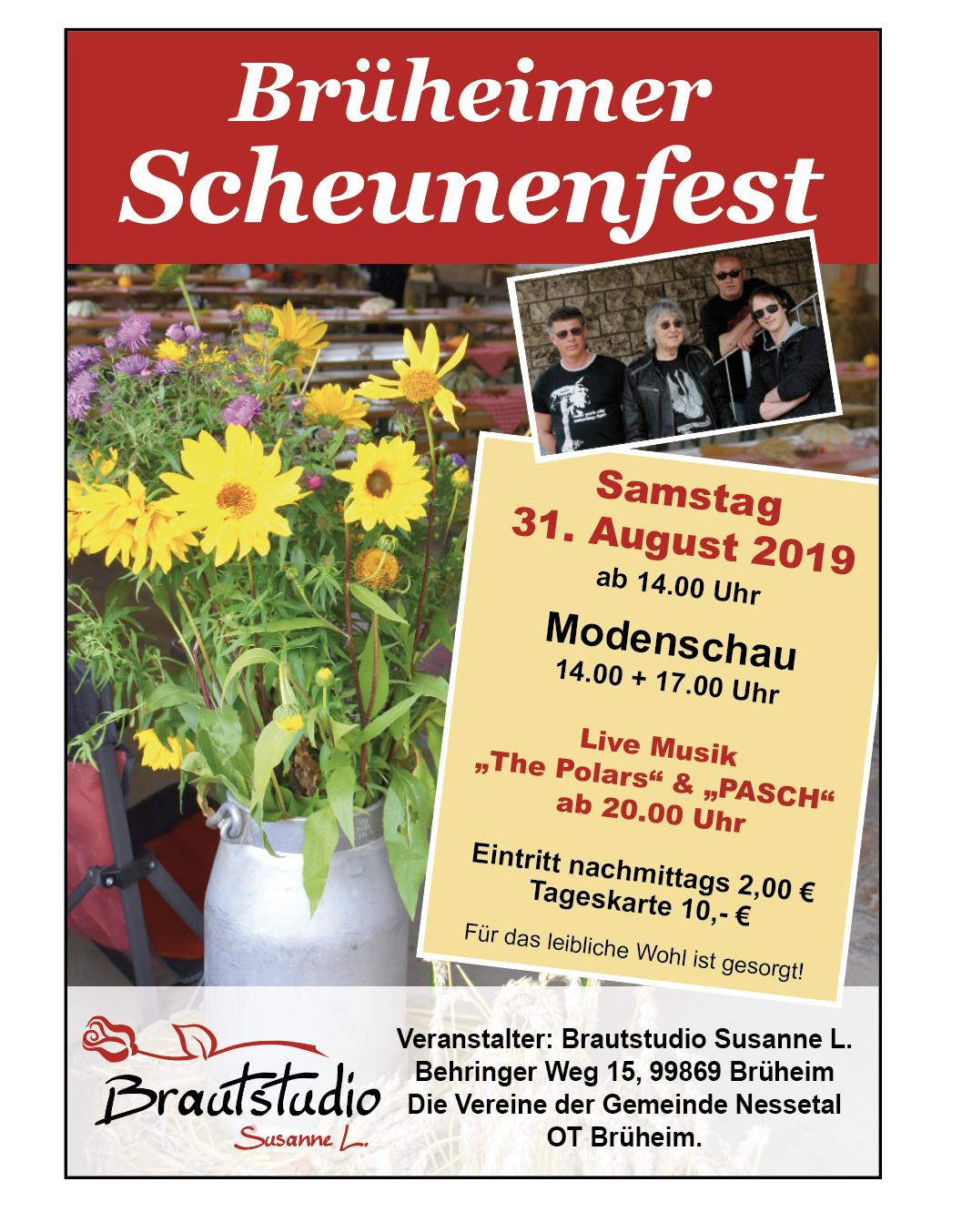 Scheunenfest 2019